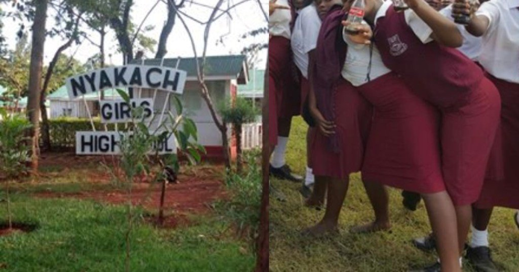 Nyakach Girls High School
