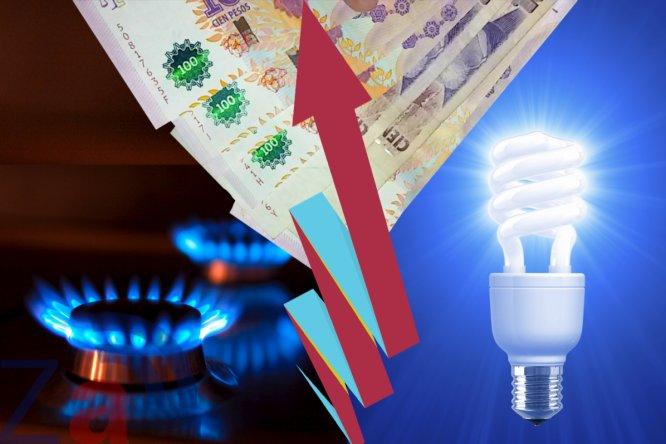 #GolpealBolsillo | En 2019 aumenta el 55% la luz y el 35% el gas