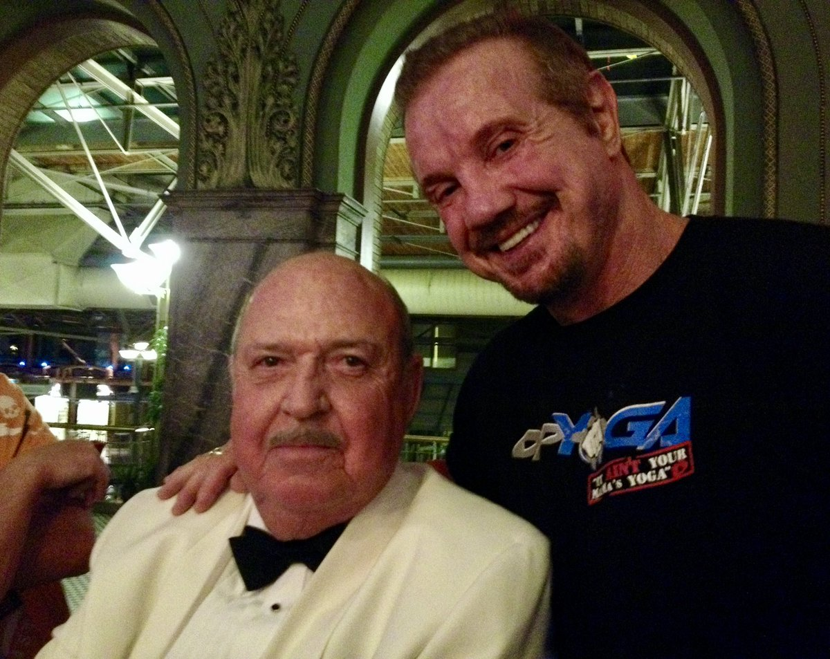 I am so sadden by loss of my very close friend @TheGeneOkerlund You brother were one of the truly GREAT ONES. You will be miss more than you know! I Love you Man! RIP Geno💎 @RealDDP DDP