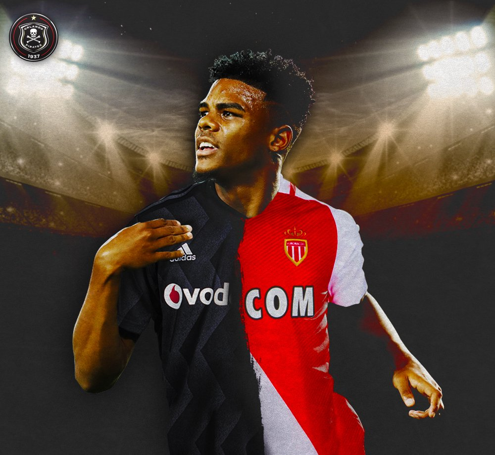 ☠ Lyle Foster moves to @AS_Monaco 🖥 https://t.co/D07eHVQVVa ⚫⚪🔴⭐ #OnceAlways