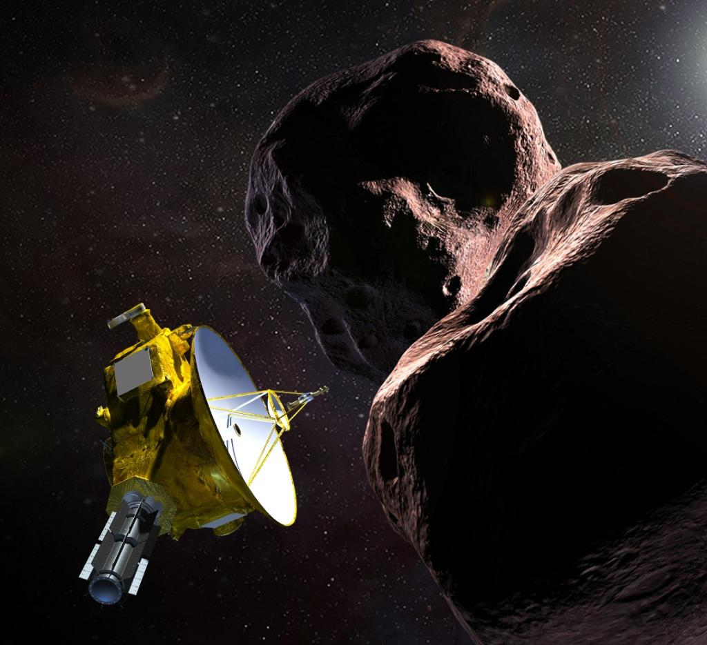 NASA Has A Bit Of A Nazi Problem With Its 'Ultima Thule' Name
