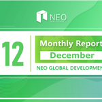 Image for the Tweet beginning: #NEO Monthly Report for December,