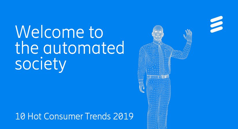 An automated society? We see mixed emotions in our latest 10 Hot Consumer Trends report.
