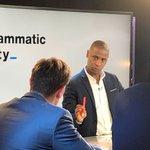 « Les stratégies d'achat des traders : Comment ça marche? » On en discute dans The Programmatic Society, présenté par M. @Juvillier avec @Captify  @1000mercis, @allianceGRVT et @scibids > https://t.co/YY2wjQVgV9