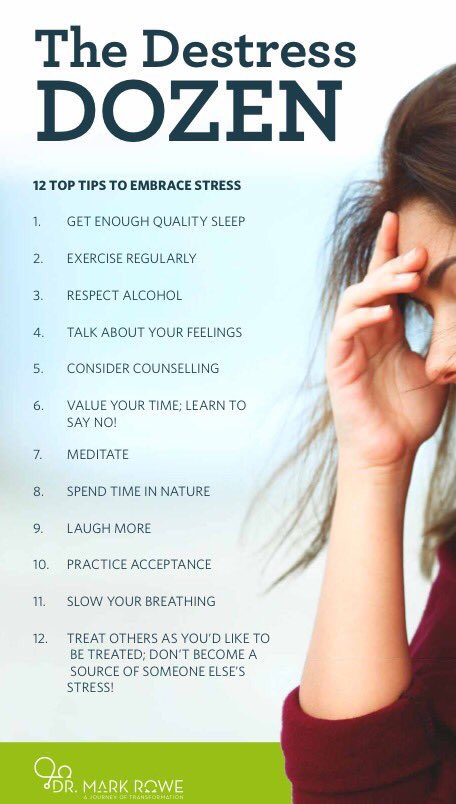 12 Top Tips To Embrace Stress in 2019. #stressfree #selfcare2019
