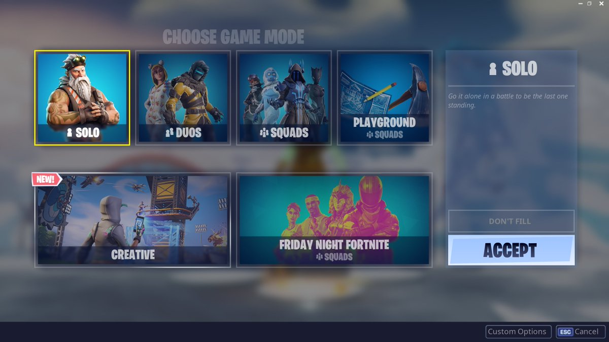 Fortnite News Fnbr News On Twitter Looks Like All Ltms Have Been
