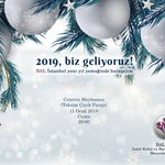 Image for the Tweet beginning: Siz hala 2019'a giremediniz mi? Girdiniz