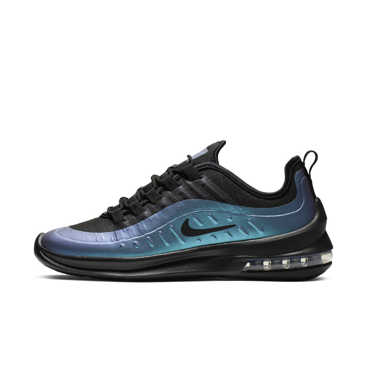 nike air max axis premium black racer blue