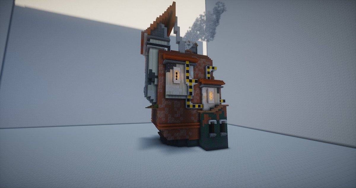 Alyzix On Twitter A Small Build I Made In Minecraft Futuristic House Made For A Project By Cubedcreations I Made It On Buildersrefuge Https T Co Zsc5hnihek