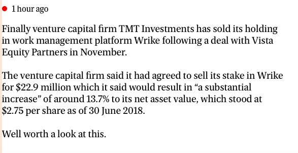 TMT Investments PLC on Twitter: