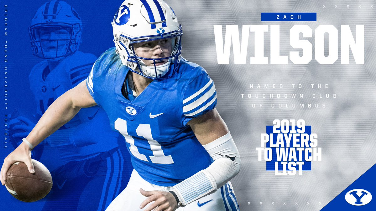 quality design cfdbf 30e58 BYU FOOTBALL on Twitter: