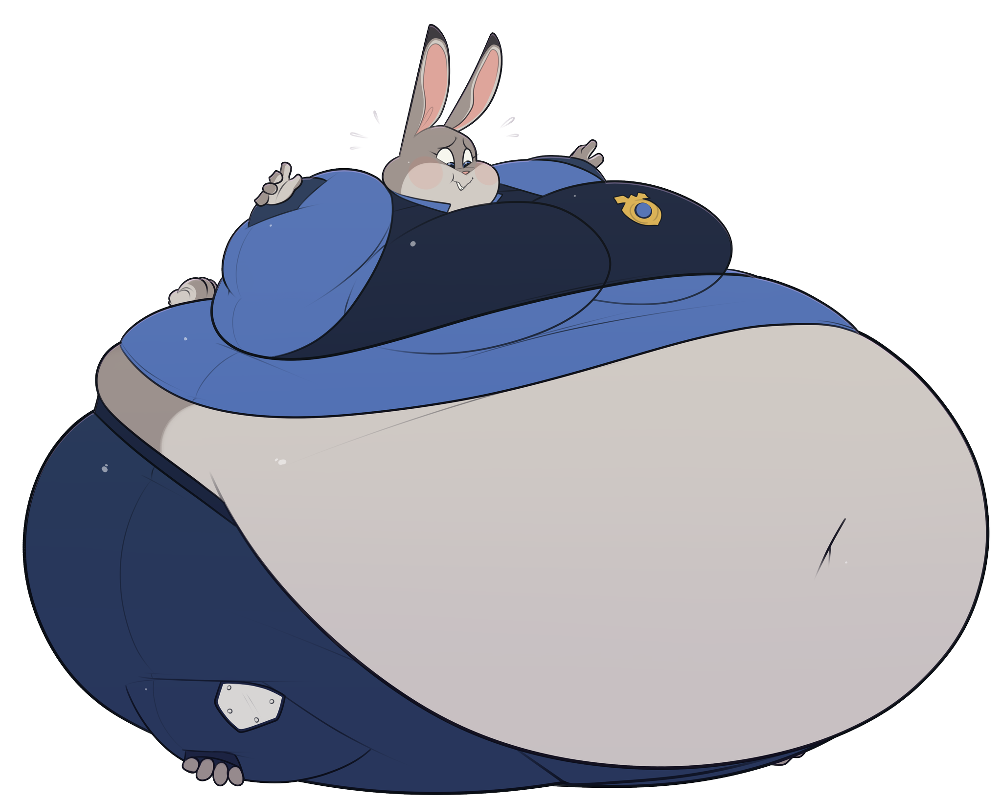 ridiculouscake on twitter some judy hopps inflation
