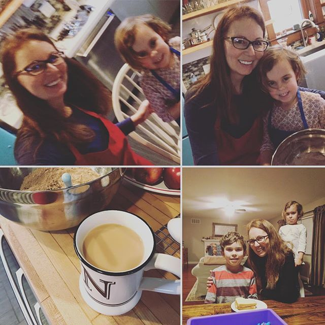 01.01.2019:Honored to be Milo's chosen guest at Pizza Hut to celebrate his Reading Reward then off to Waubee Lake for a Harry Potter Movie.  01.02.2019: Honored to be chosen to be Eleanor's co-baker as we whip up a batch of Chocolate Crinkle Cookies in o… http://bit.ly/2VsKD5l