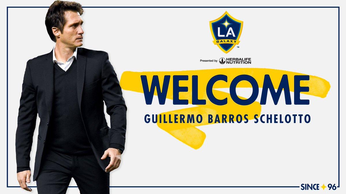 Oficial: Barros Schelotto ficha por LA Galaxy