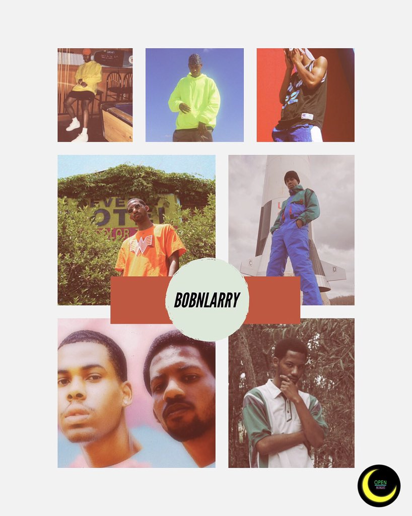 Whether it&#39;s sharing a stage at Hangout Fest 2018 or gracing the pages of Billionaire Boys Club magazine, Alabama dynamic duo BOBNLARRY are 100% home grown.   New video and album OUT NOW. <br>http://pic.twitter.com/NENs8aCLuT