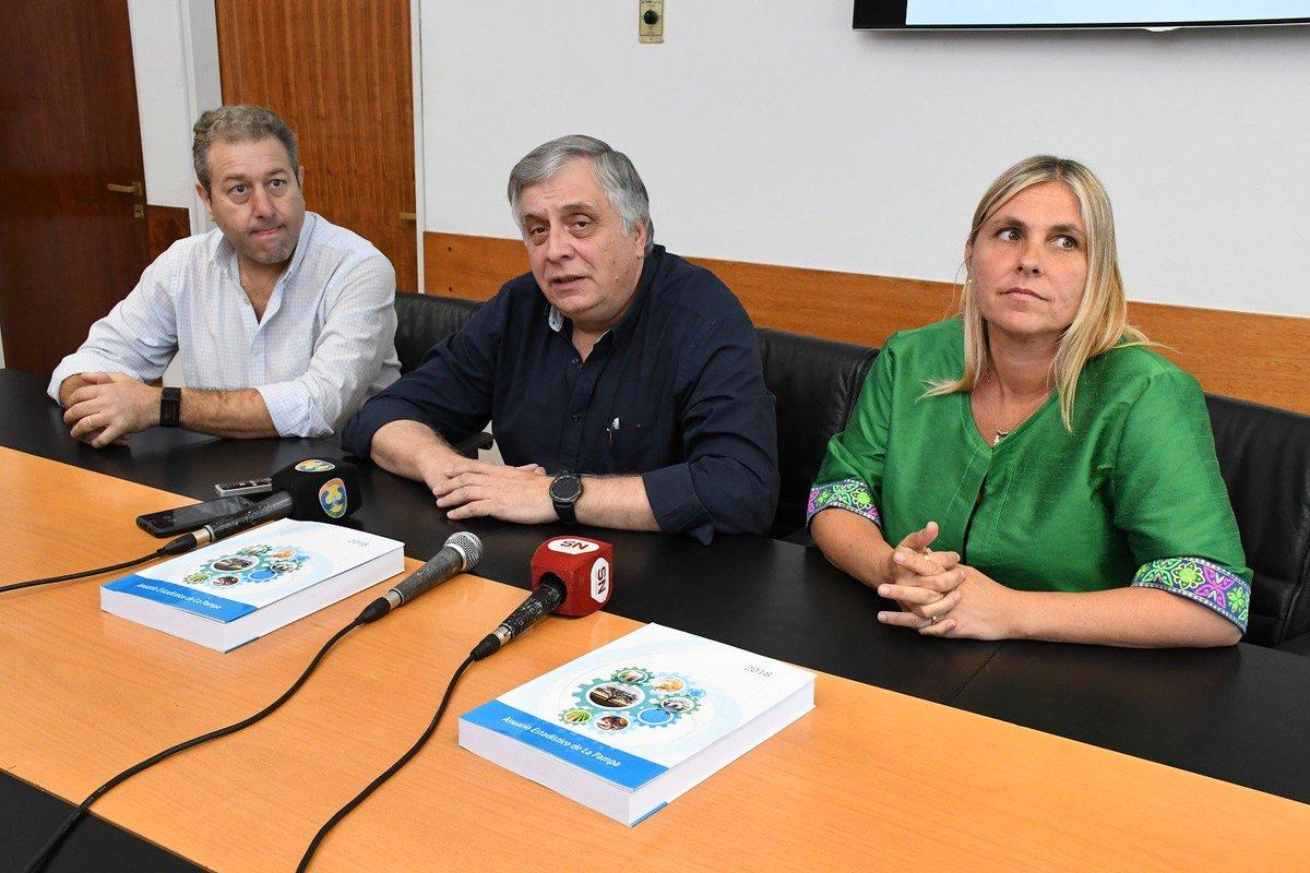 #Provinciales | Moralejo presentó el Anuario Estadístico 2018
