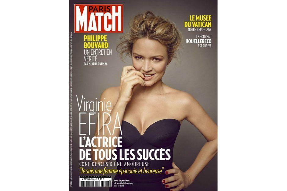Virginie Efira Paris match gör av dating service Telefonbuch