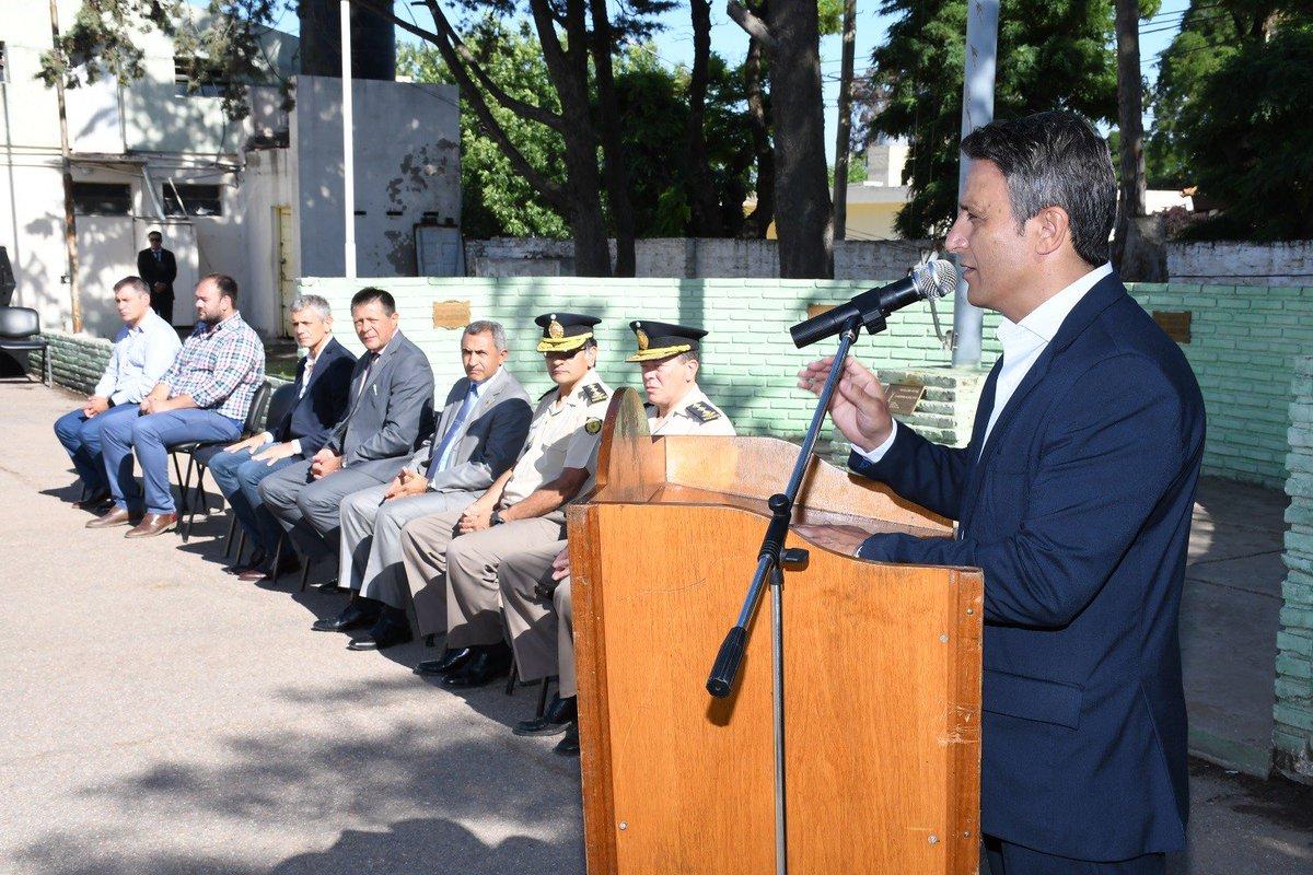 #Provinciales | Entregaron 22 vehículos a la Policía de La Pampa