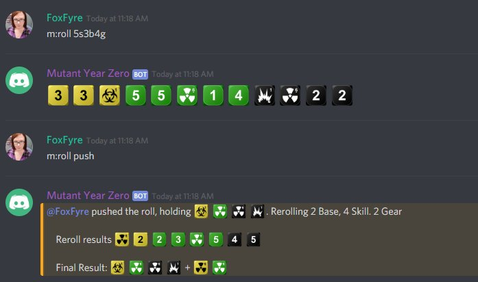 does discord have a dice roller