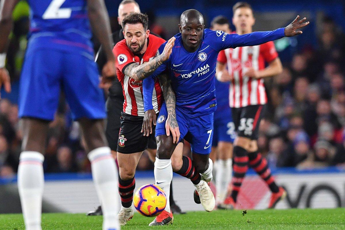 Chelsea vs Southampton Highlights