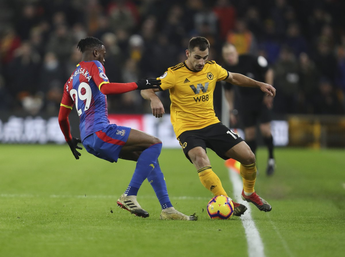 Wolverhampton vs Crystal Palace Highlights
