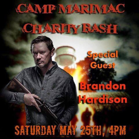 Happy Wednesday #TWDFamily!  Please welcome Brandon Hardison @CaptBrandonH 👉: https://www.facebook.com/events/578071842627120/permalink/613461562421481?sfns=cl …