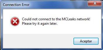 MCLeaks on Twitter: