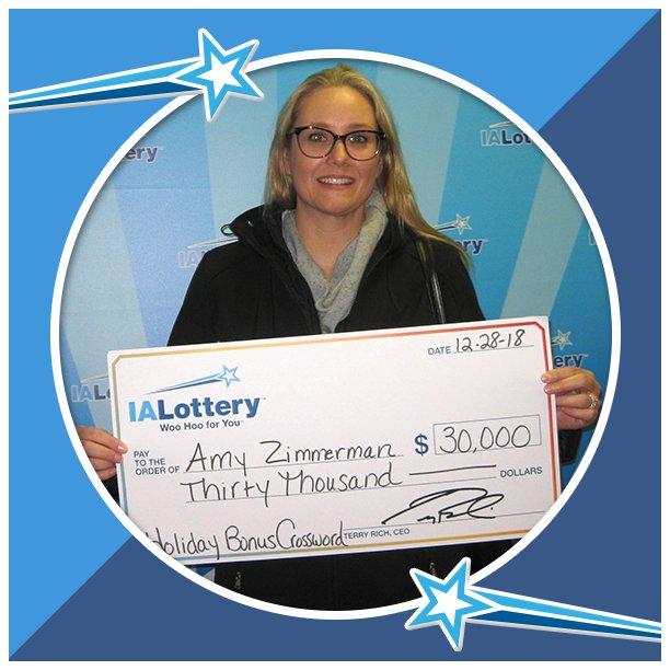Iowa Lottery on Twitter: