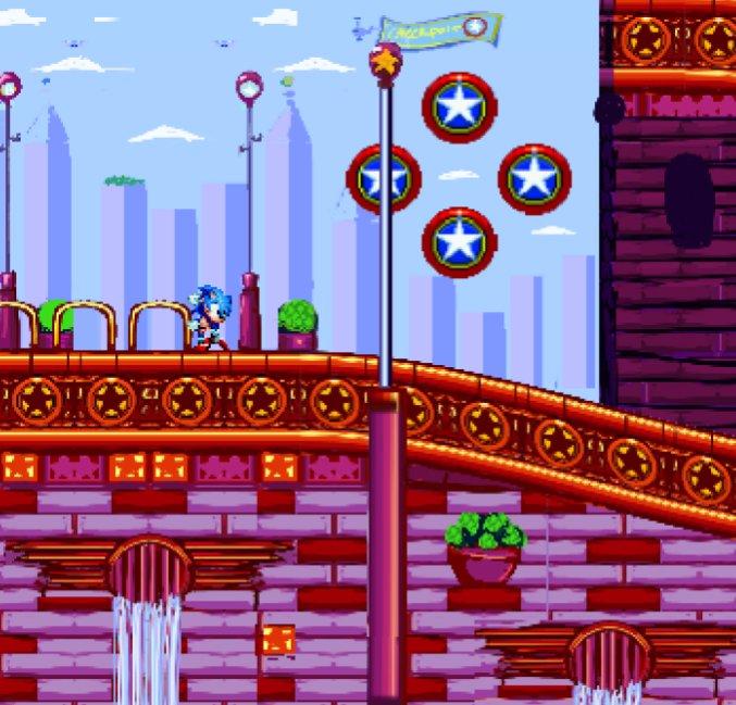 Sonic Gaiden (Sonic Mania Mod) on Twitter: