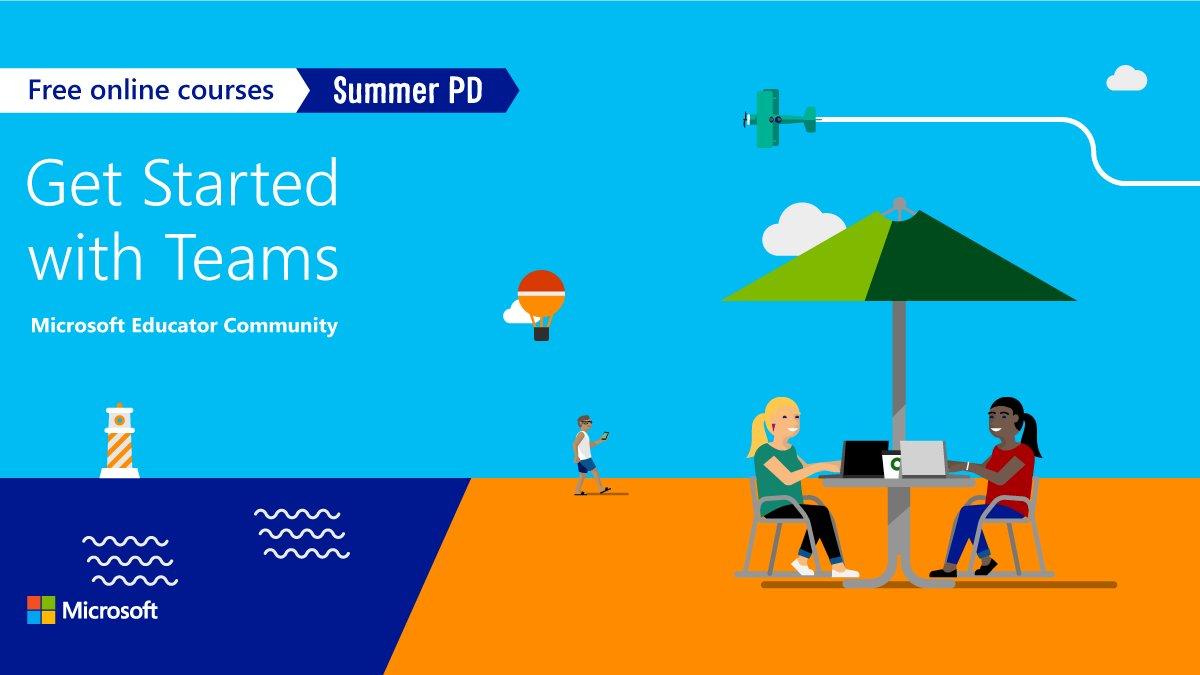 Microsoft Education On Twitter Planning Your Summer Break