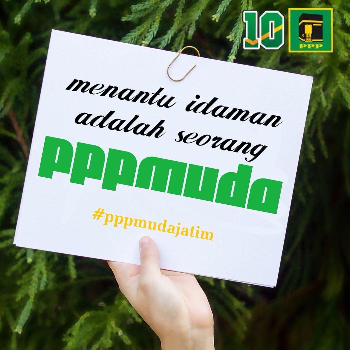 Bergeraklah mblo  #bergerakbersamarakyat  #ppp46th  #pppmuda #pppmudajatim #pppmudaindonesia #pppmudajokowi #pppmudakabpas #pemudaidaman #PPP  @DPP_PPP  @pppjatim_dpw  @MRomahurmuziy