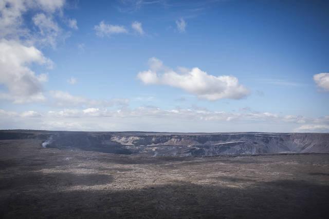Tourists visit #Hawaii volcano park despite federal shutdown https://t.co/QQdEFa7hbX #kilauea
