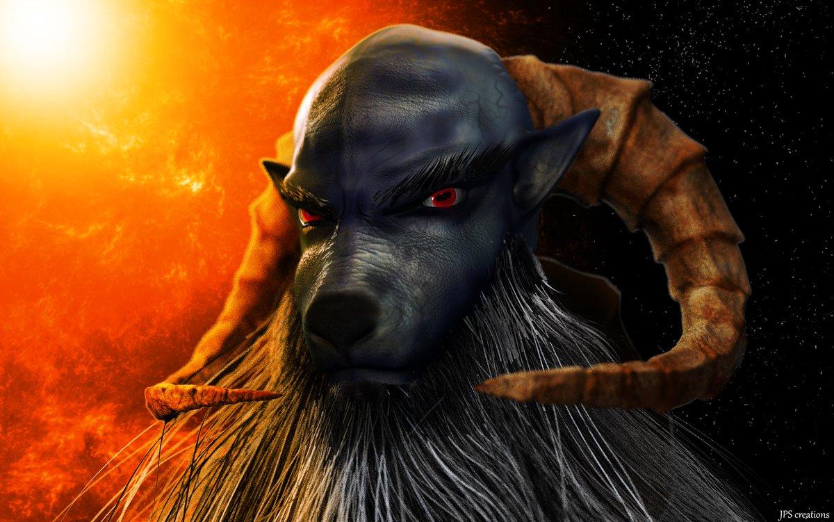 Planet-eater Moro zbrush sculpt #zbrush #pixologic
