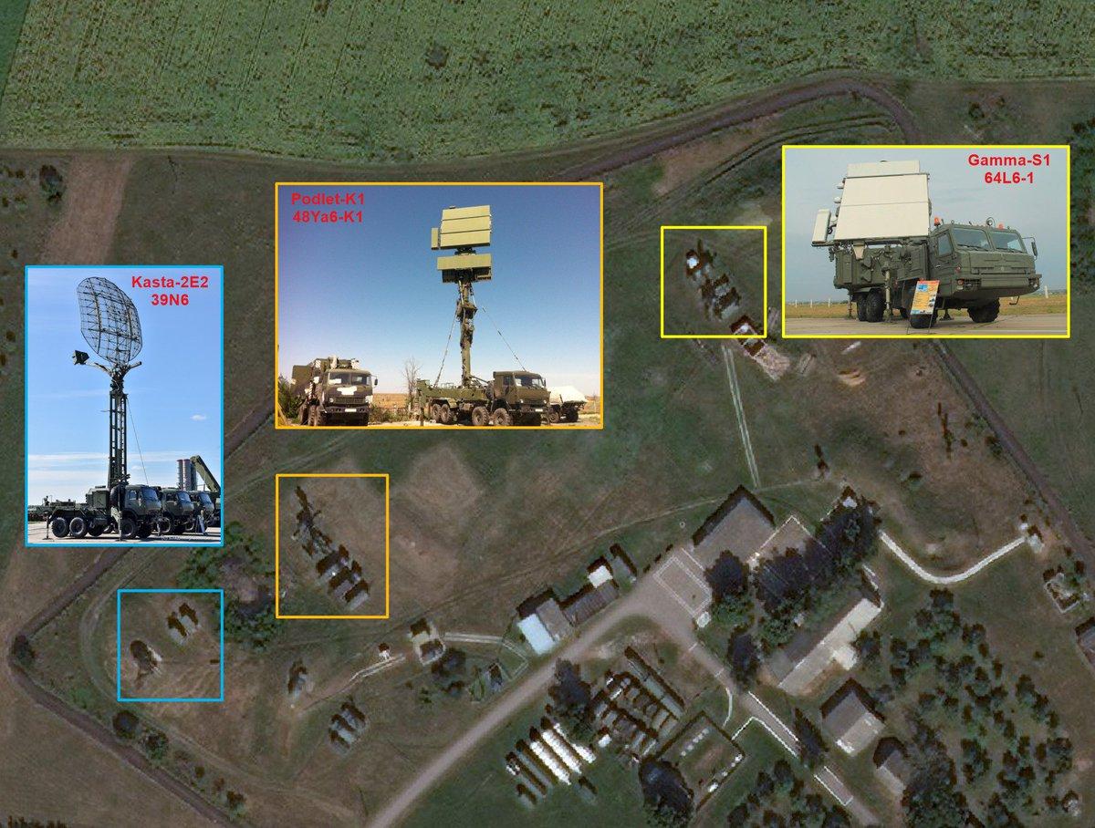 #belgorod #airdefense #radar 20180821 @ (50.391782,38.339407) gamma-s1 identification is very tentative 335 radioeng regt, m/u 18401 cc @Ars_Faivre @JesusFromMarspic.twitter.com/ozvNDXxqyn