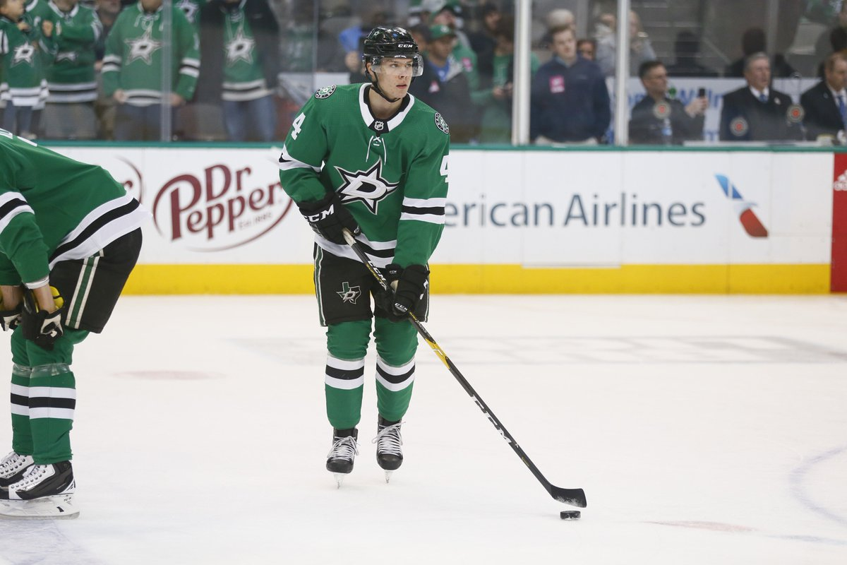 Dallas Stars s tweet -