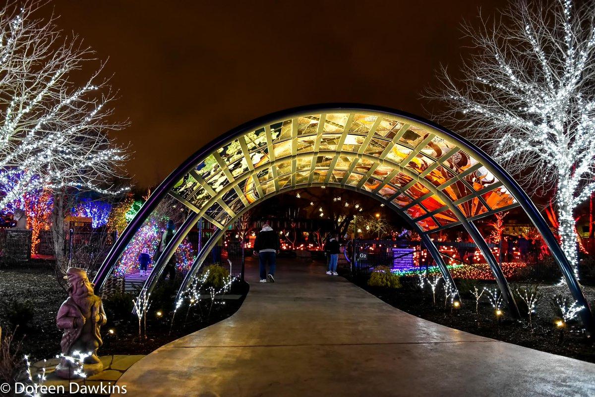 Franklin Park Conservatory Christmas Lights.Conservatoryaglow Hashtag On Twitter