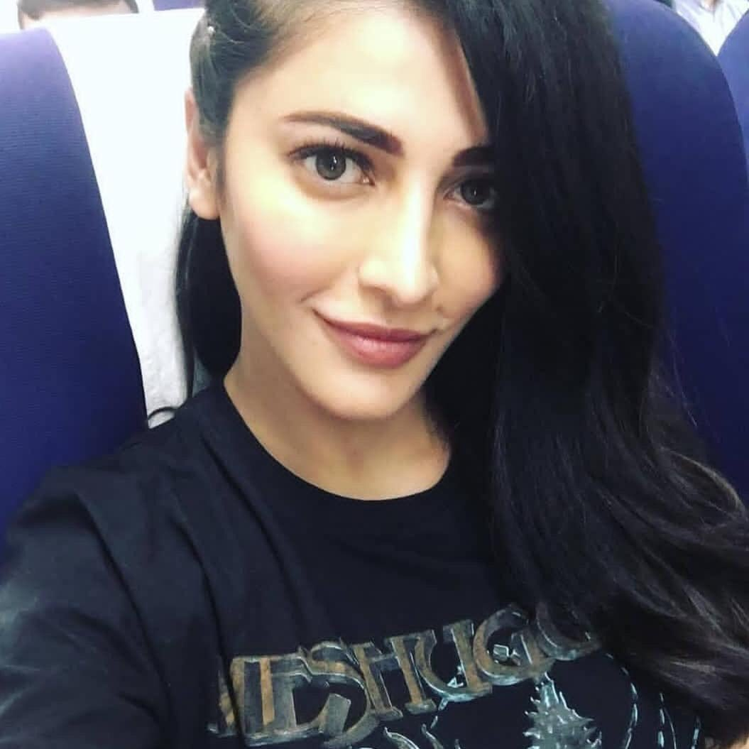Shruti to pair with Natural actor?
