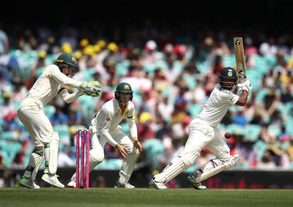 Watch: Cheteshwar Pujara Gets Rousing Reception From Teammates, Opposition And Fans After SCG Masterclass 1
