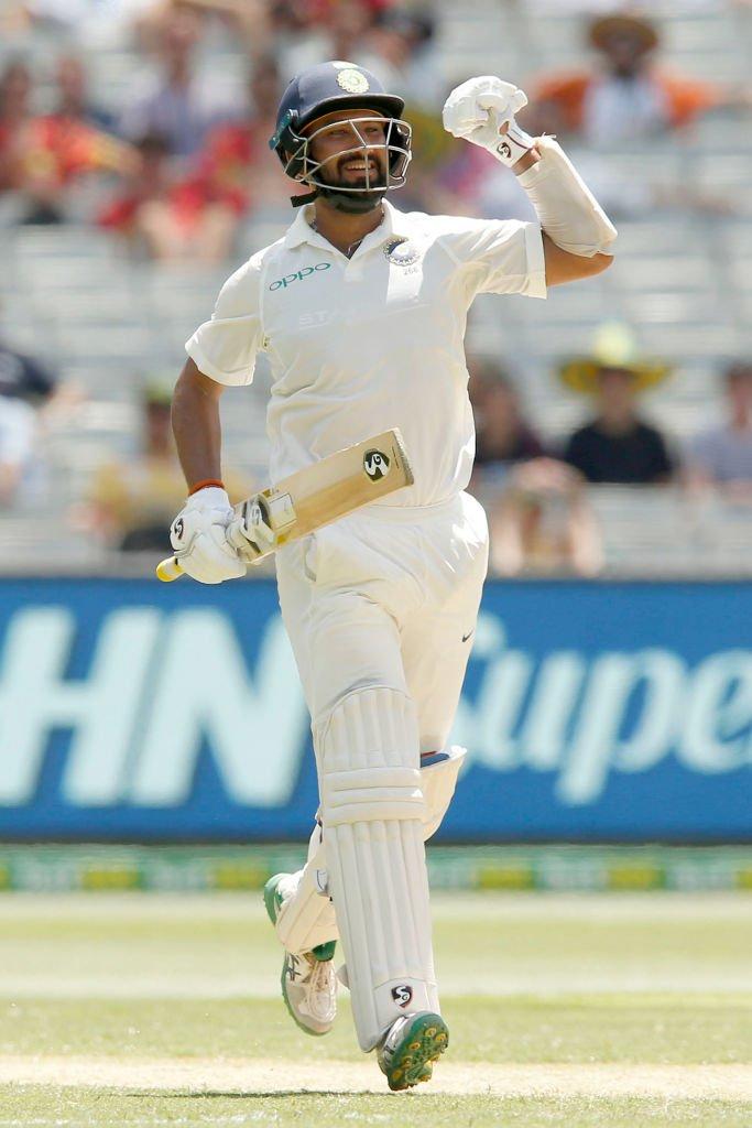 Cheteshwar Pujara Joins Virat Kohli And Sunil Gavaskar In Elite List After Sydney Ton 1