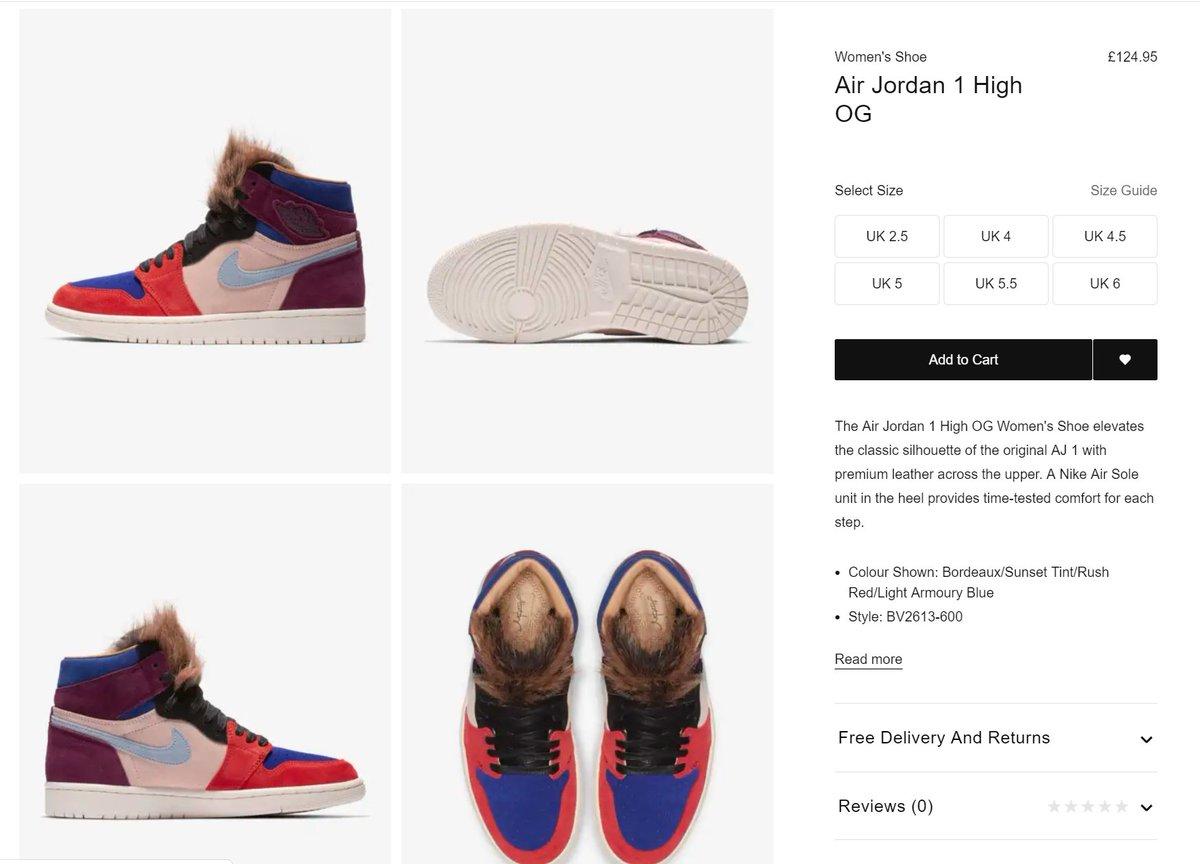 6f1fb209b32dd Aleali May x Wmns Air Jordan 1 High OG NRG now on live desktop Nike EUROPE  FR:http://tinyurl.com/y8zyy5kc UK:http://tinyurl.com/y9sr7tgd ...