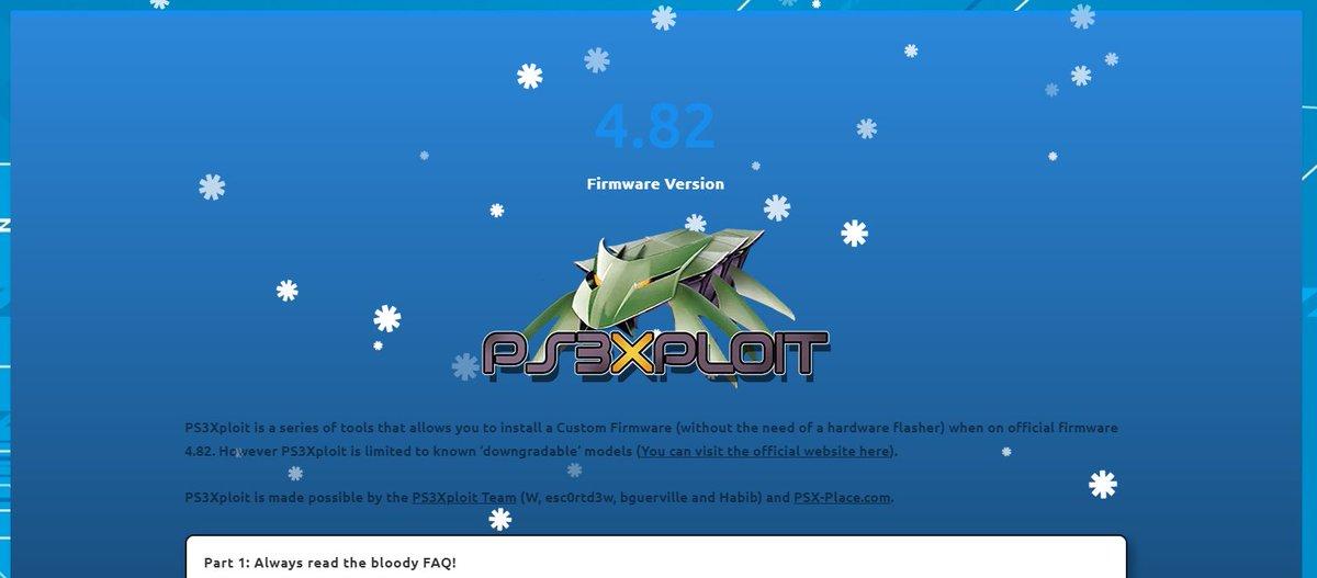ps3xploit on JumPic com