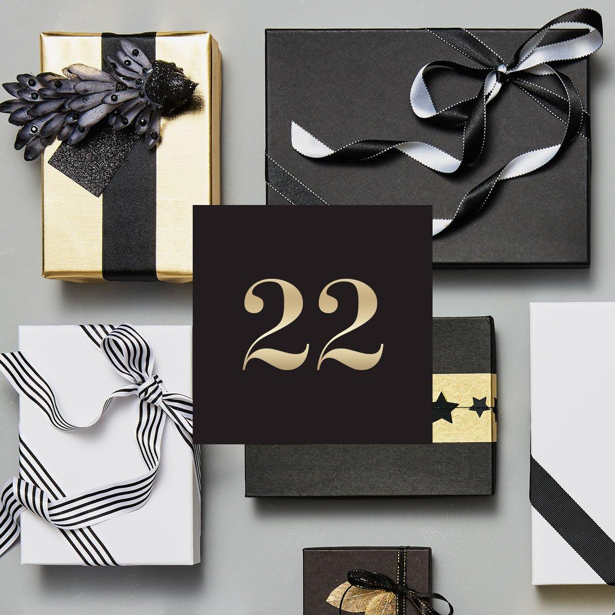🔔 H&M CLUB Julekalender - 22. december 🔔 Vi kan næsten ikke vente… Kridt skoene og tjek dagens jule-reward i H&M-appen 👞👢👟 Tilbuddet gælder i dag i vores butikker. https://t.co/ZcGqz1M9Qs