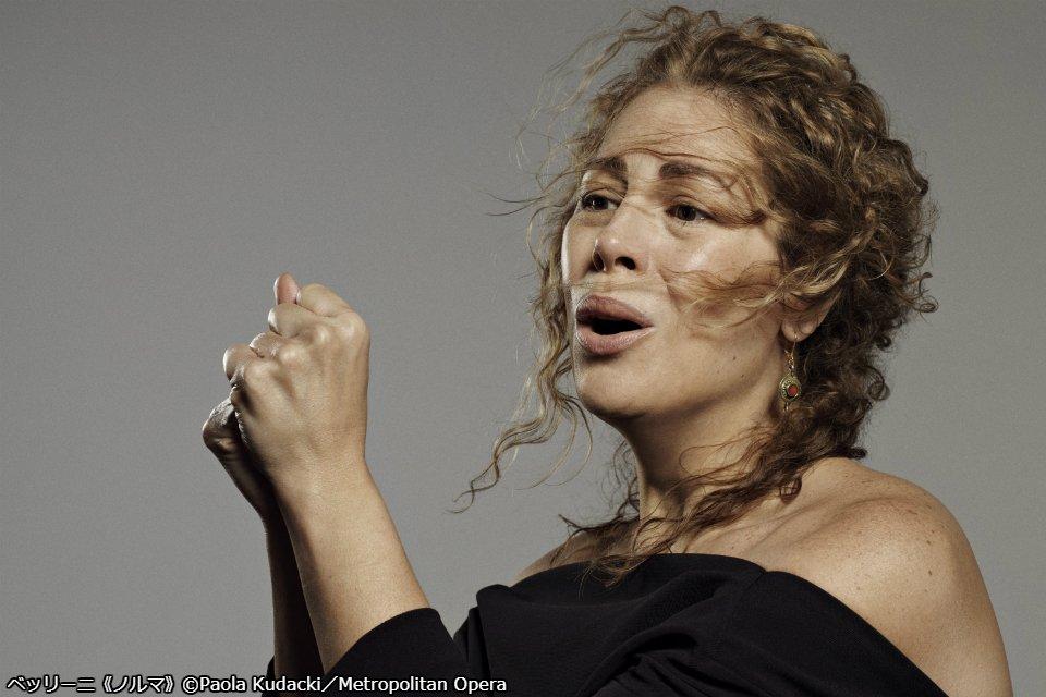 まもなく放送 『メトロポリタン・オペラ ベッリーニ《ノルマ》 新演出』 12/22(土)午後5:30