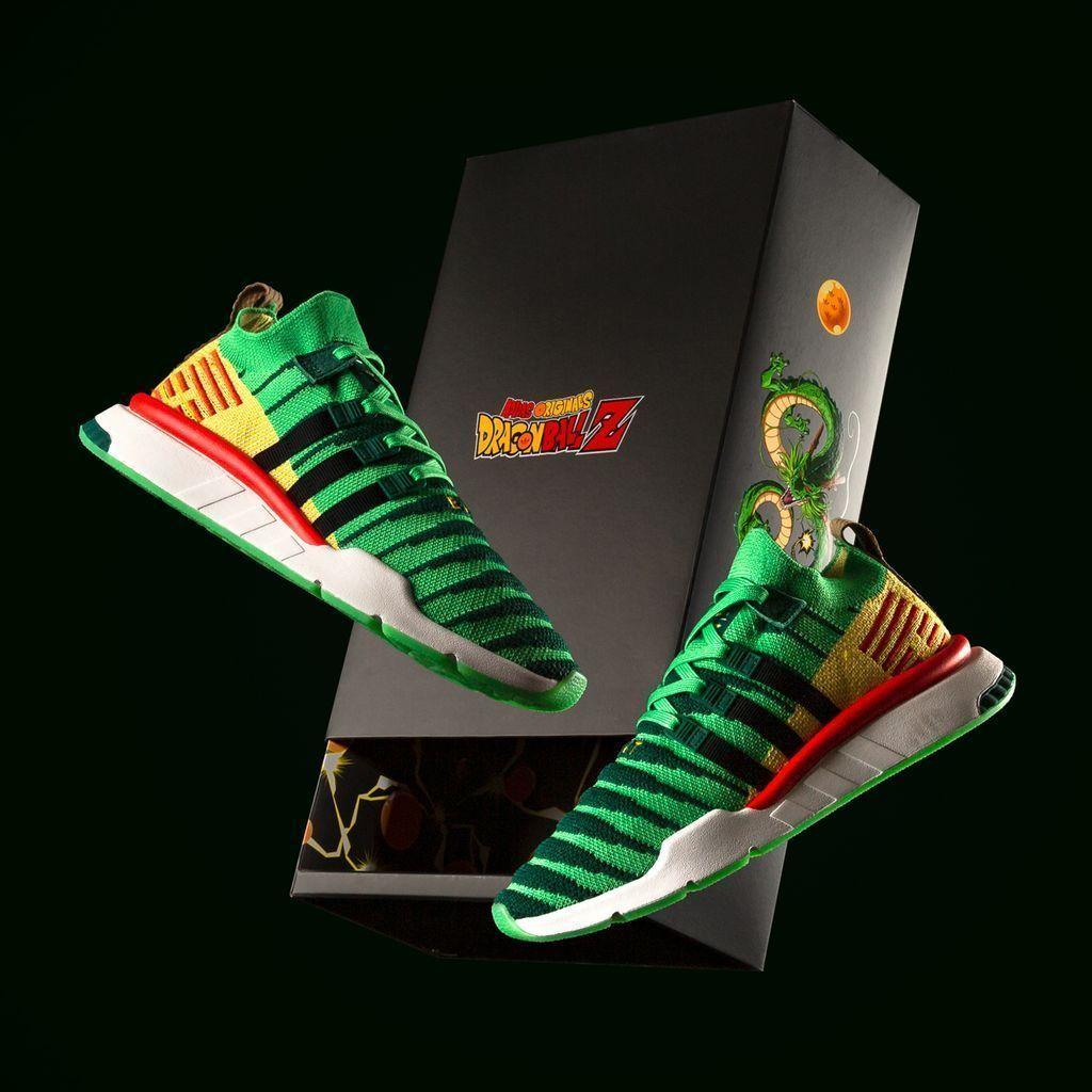 8654e510fa31d8 Ad  Releasing 20mins via Footpatrol Dragon Ball Z x adidas EQT Support Mid  ADV PK  Super Shenron  Green    http   tidd.ly a7310e70 pic.twitter.com  ...