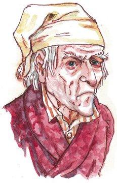 Christmas Carol Scrooge Drawing.S Patrick Brady Esq On Twitter Do You Like