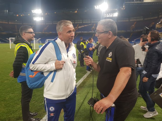 Happy 51st Birthday to former  favourite Dan Petrescu, have a great day my friend