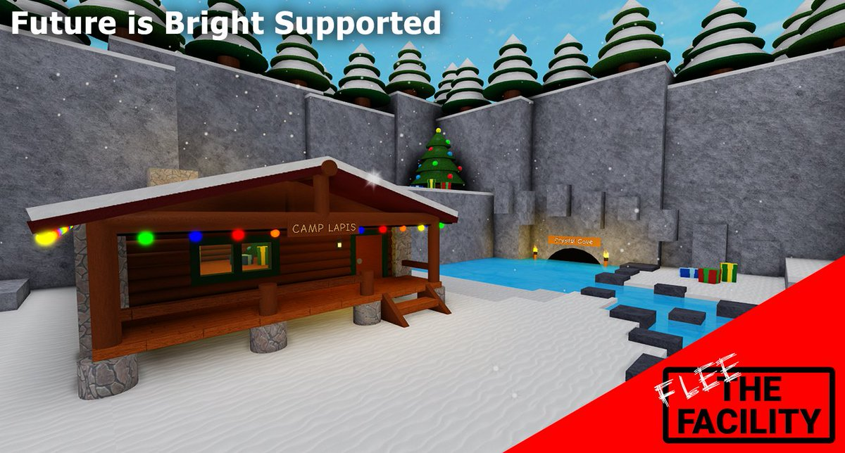 Roblox House Party Beta Andrew Mrwindy Willeitner On Twitter Flee The Facility S Holidays Party Is Out Now Along With This Update Flee The Facility Now Supports Future Is Bright Lighting Https T Co Fi4u4vhfzh Roblox Robloxdev Https T Co Jxkncxseac