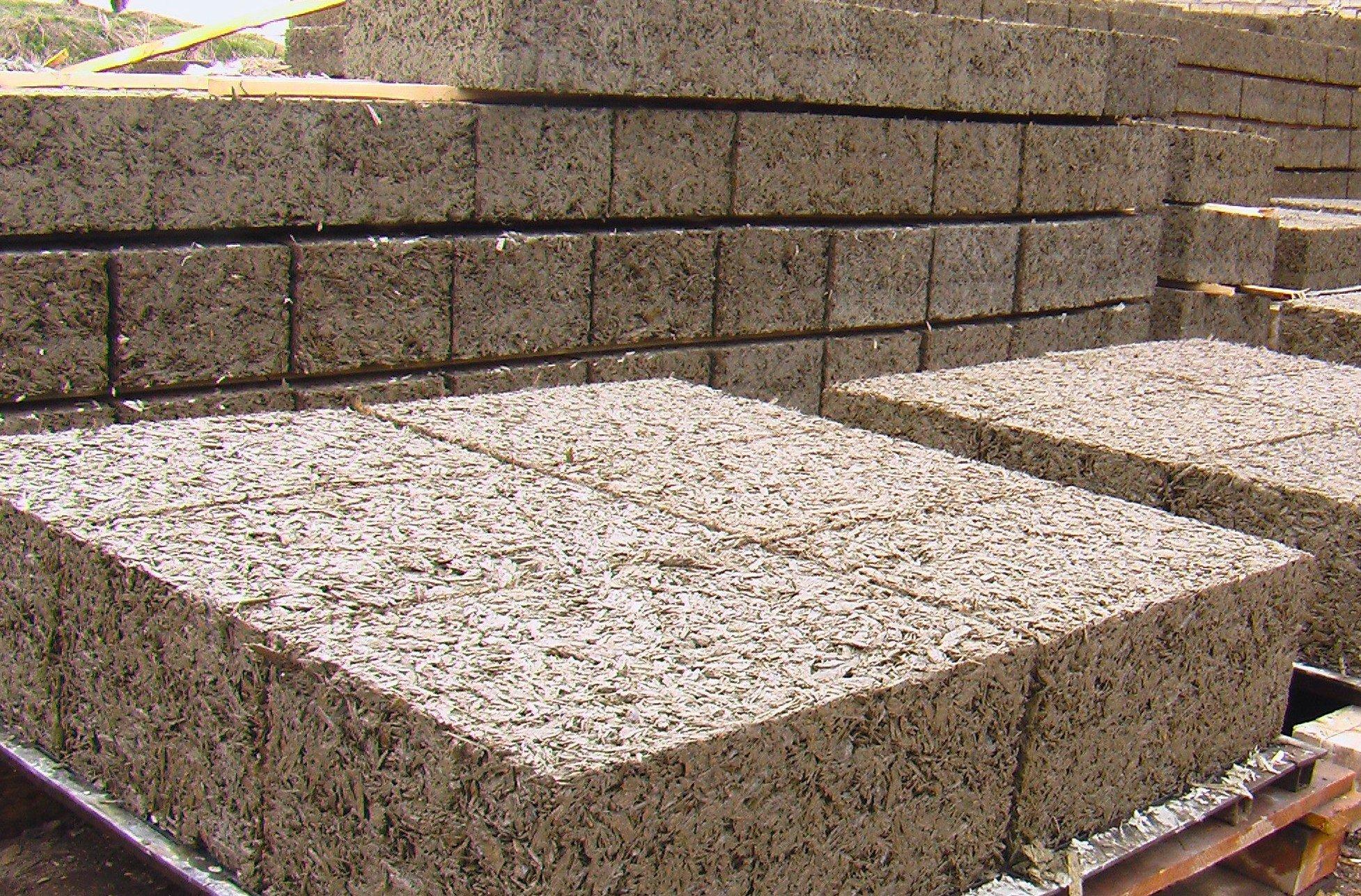 производство арболитовых плит