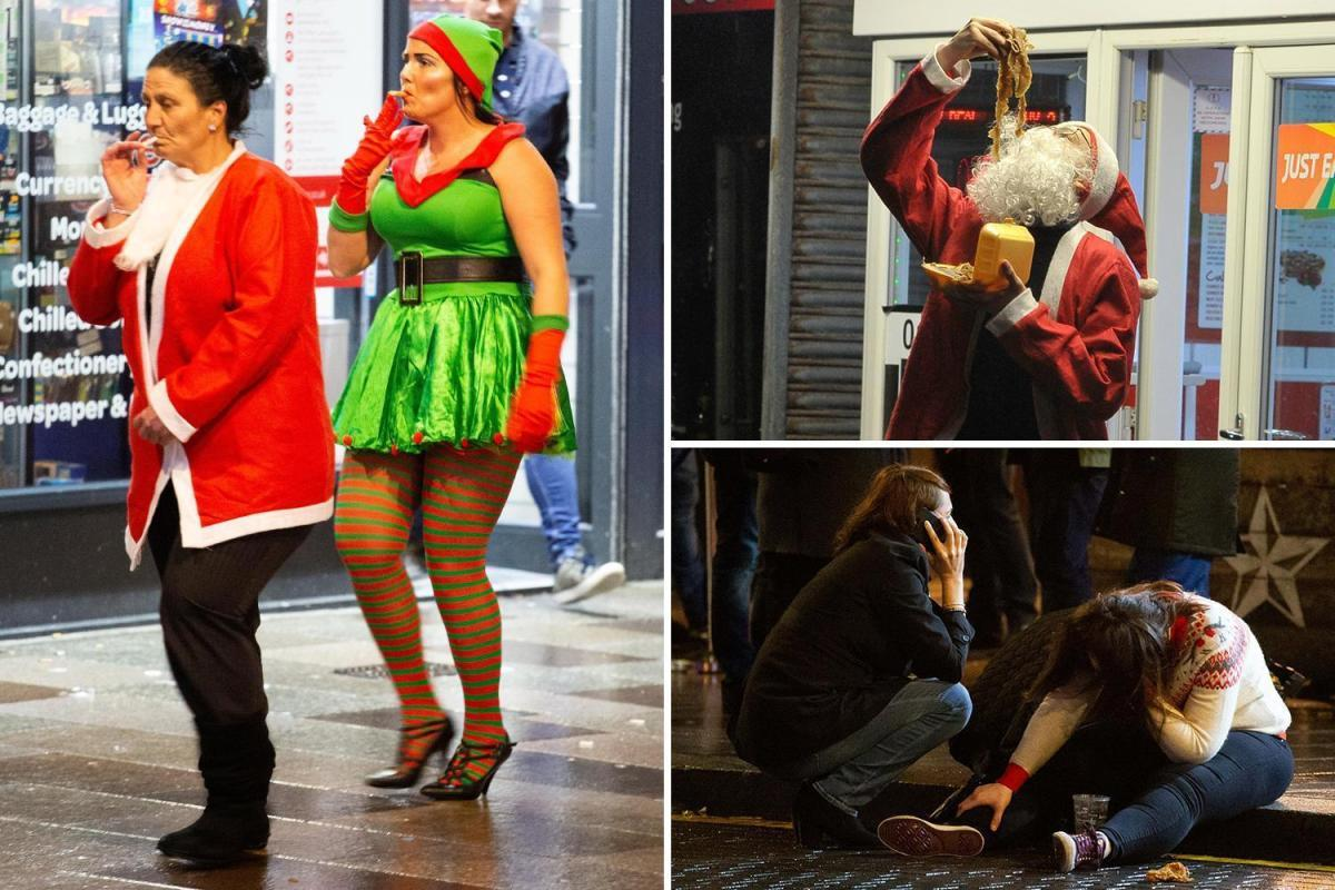 bc0125055a905 boozy brits hit the town for black eye friday as christmas cheer kicks in