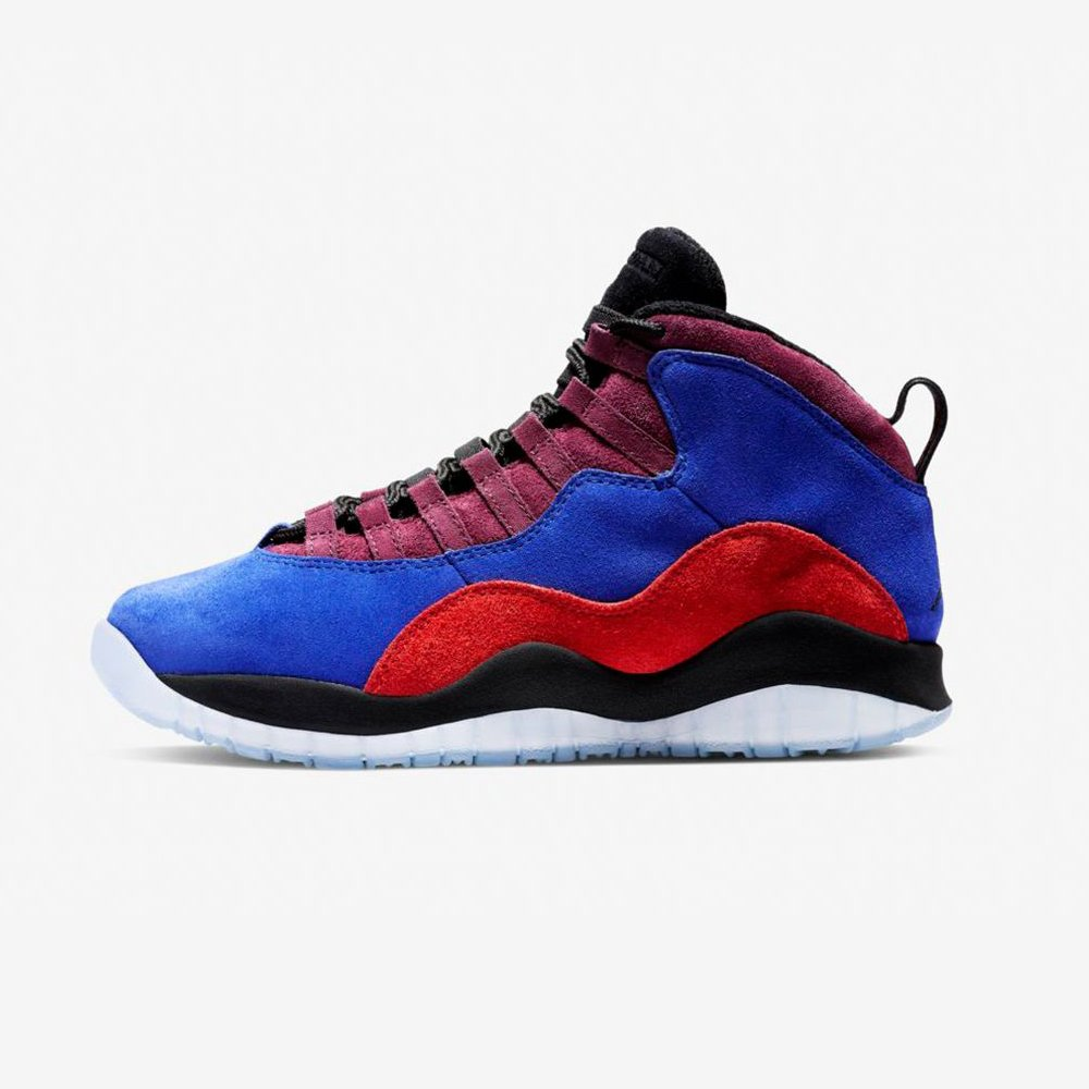 best authentic 7fd12 89940 aleali may and maya moore take on the jordan 10 in new collab the iconic  silhouette